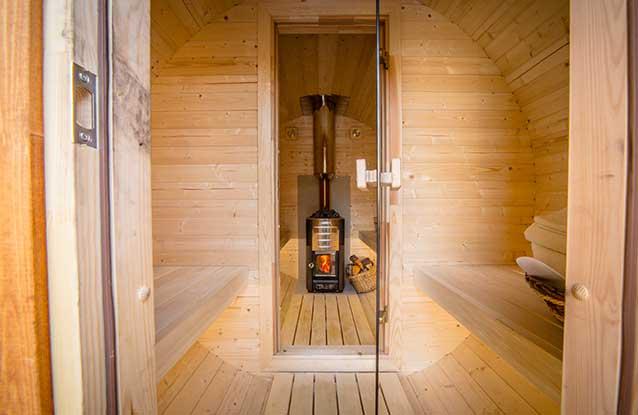 sauna lo verdzé
